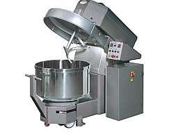 Mixer industrial para alimentos